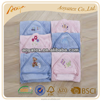 wholesale baby solid fleece blanket