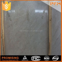 China factory price natural stone emperador dark marble border lines design