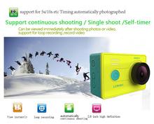 Action camera of sport camera,hd mini sport dv 1080p manual