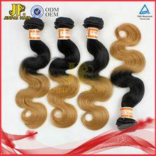JP Hair One Dornor Human Hair Eurasian Cheap Ombre Hair Extension