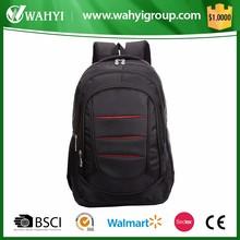 2015 Black Nylon Fashion Backpacks Unisex Laptop Backpacks Bags