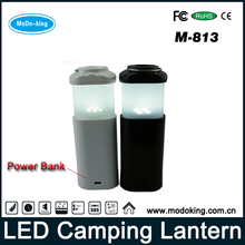 LED Camping Lantern - Brilliant Illumination For Outdoor Sports Activities - Great Tent Accessory - Features Collapsible Design