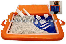 PVC Inflatable sand Tray TOys