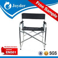 cheap kids portable outdoor lightweight tall aluminum folding director chair