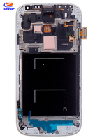 Mobile Phone Wholesale Price For Samsung Galaxy S4 i9500 i9505 i337 Lcd Display Touch Digitizer Assembly