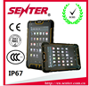 Rugged/Industrial tablet PC 1D 2D barcode Android Fingerprint Scanner Industrial Tablet PC/NFC RFID Tablet
