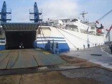 RORO ferry (Ferry,passenger ship,passenger vessel,)