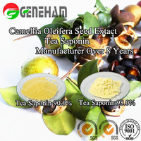 Chinses Top Manufacuture/foaming agent for detergent/ Tea saponin/ camellia oleifera seed extrac