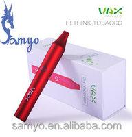 Vax vaporizer/e cig wholesale china/dry herb micro g