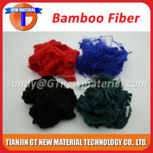 dope dyed bamboo fiber price for bamboo fiber cloth fiber