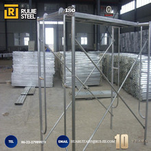 Tianjin Manufactuter Good Price Powder Coated H-Frame System Scaffold for Sale