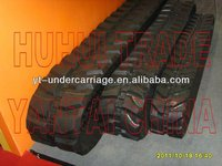 Rubber Track for YANMAR Mini Excavator