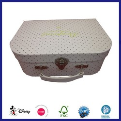 Air Express Standard Size Crown Suitcase