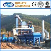 china manufacturer low price 240t/h large asphalt plant for sale
