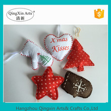 wholesale christmas supplies hanging christmas ornament for tree decoration