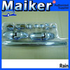 Rear window chrome package Exterior Accessories For Kia Sportage 4*4 auto accessories from maiker