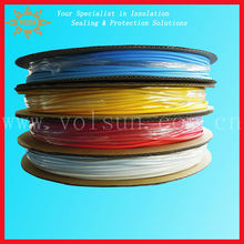 Single wall 1mm 10mm 100mm different types of heat shrinking tubes