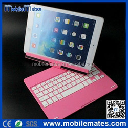 360 Degree Rotation Stand Wireless Bluetooth 3.0 Keyboard for iPad Air 2, China Supplier New Bluetooth Keyboard for iPad 6
