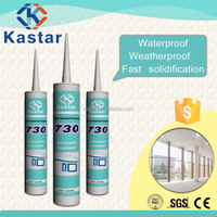 General purpose silicone sealant caulking tube