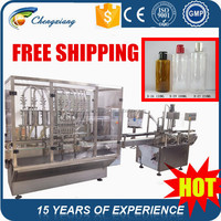 Fully Automatic gel filling machine,capping and filling machine