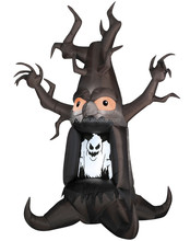 Popular Halloween Yard Decorations Inflatable Ghost Tree