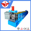 Automatic quick change steel strip c z purlin interchange roll forming machine manufacturer