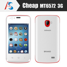 touch screen with G-sensor android smart x2 china mobile phone MTK6572 Dual core 3G dual sim GSM/WCDMA