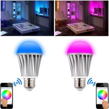 timer music group controlled Bluetooth LG led bulb