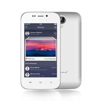 Stylish design 2G/3G Dual sim card dual standby 4Gb+2Gb 1300mAh black,white,touch g5 smart phone wifi mobile phone
