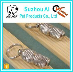 Perfect for Dogs or Cats Durable and Silent Id dog Cat Tag