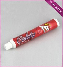 wholesale ABL empty toothpaste tubes