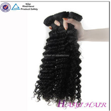 2015 new arrival Wholesale price large stock fashion synthetic hair weaving