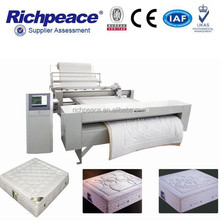 Industrial China Computerized Single Head Thick Mattress Production Quilting Machine