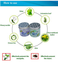 High effectively prevent mosquito/insect Perfume Gel Shaped fragrance beads,Mosquito repellent air refresh