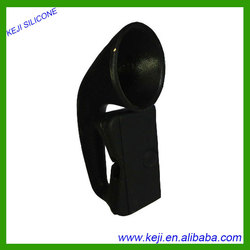 OEM silicon horn stand speaker silicone horn amplifier silicone smart phone speaker