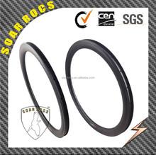 SoarRocs 50mm clincher high TG resin 23mm width road bicycle parts carbon rims 700c clincher