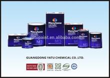 Jogos de pintura de carros Yatu Easicoat pintura del coche con buena calidad y precio competitivo