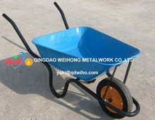 WB3800 GOOD QUALITY WHEELBARROW Solid Wheel