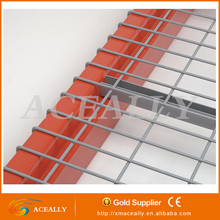 Galvanized Steel Welded Wire Mesh Deck for Storage Solutions