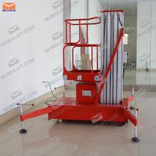 Hydraulic aluminum single passenger lift made in China