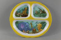 Melamine Tableware For Kids/Divided Plate For Children