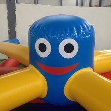 Pvc inflatable fence,pvc inflatable castle , pvc inflatable toys