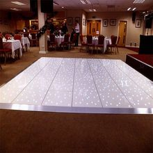 Led colorful dance floor,led portable dance floor for wedding party