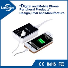 usb smart travel charging re-created for multi-devices