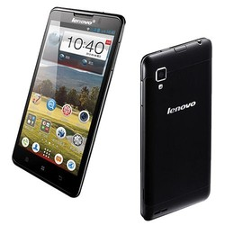 Cheap mobile phone Lenovo P780 Android 4.2.1 Quad core MTK6589 1.2GHz 5.0 inch 1GB RAM 4GB ROM cell phone