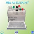 prueba de elisa para la hepatitis b
