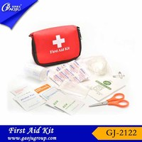 GJ-2122 0 Risk Fashion Style Small Size Private Label Mini First Aid Kit