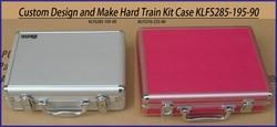 OEM Custom Aluminum Suitcase/Laptop Case Box
