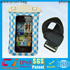 Armband phone waterproof pouch for iphone 5