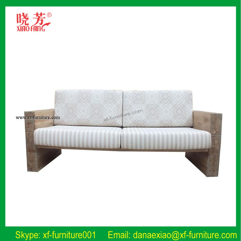 Best Quality Wooden Sofa ~ All solid wood material best quality living room oak